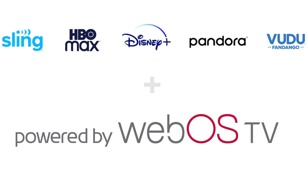 lg webos content providers